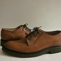 227.95 Nwd Frye James Oxford 84617 Cognac Men's 8  Photo