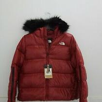 249 New w's the North Face Glades Short Down Hoody Jacket Sz Small S Photo