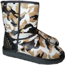 250 Ugg Australia Classic Short Boot Rowland Studded Bootie 10 Camouflage 41 Photo