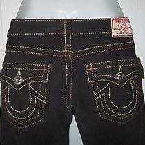 258 True Religion Jeans Brown Billy Cords Corduroy Pants 27 87% Off & Gift Card Photo