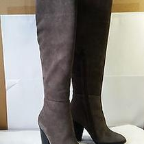 259 Size 8 Steven by Steve Madden Sleekkk Heel Over the Knee Boots Womens Shoes Photo