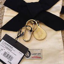 260 Lanvin Key Ring / Handbag Charm