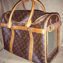 2690 - 2940 - Vintage Louis Vuitton Sac Chien 45 - Circa 1983 Photo