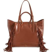 2895 Authenic Christian Louboutin Justine Fringed Shopping Tote Sold Out Photo