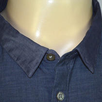 298 John Varvatos Gray Cotton Casual Shirt Sz Xxl Photo