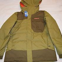 299 Men's Patagonia Rubicon Rider Jacket Tuscan Olive Sz Xs Nwt Photo
