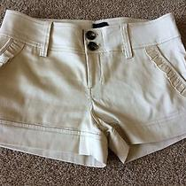 2b Bebe Size 8 Brand New Never Worn Tan Shorts Brand New Never Worn Flirty Fun Photo