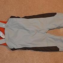 2t Columbia Snow Pants Grey Photo