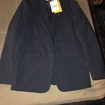 3.1 Phillip Lim for Target Men's Blazer Workwear Business Casual Small Navy New  Photo