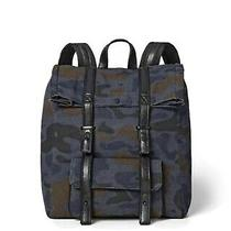 3.1 Phillip Lim Nwt Limited Edition Target Blue/brown Camo Print Backpack Rare  Photo
