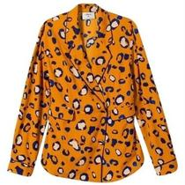 3.1 Phillip Lim Target Cheetah Animal Print Women's Size Small Blazer Nwot Photo