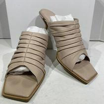 3.1 Phillip Lim Womens Size 9 (Eu 39.5) Georgia Blush Heels X7-893 Photo