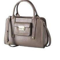 3.1 Phillip Lim X Target Collection Medium Tote Satchel Bag Crossbody Taupe Gray Photo