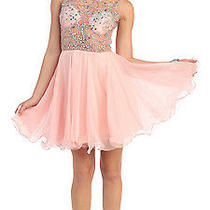3 Color Cocktail Sweet 16 Cute Homecoming Short Prom Formal Dress Ball Gown 4-16 Photo