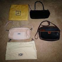 3 Designer Handbags Photo