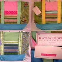 3 Nina Campbell Woolenneedlepoint Tote Bags Exclusively for Kathadiddel Handmade Photo