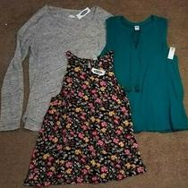 3 Nwt Tops Lot - Old Navy - S Photo