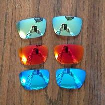 3 Pair of Oakley Fuel Cell Lenses Mint Photo