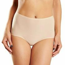 3 Pairs Chantelle 2647 Stretch Brief Panty Various Colors O/s New No Tags Photo