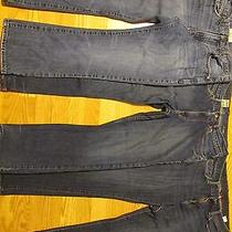 3 Pairs Mens or Boys 30-30 Aeropostale Lucky Brand Liberated by Volcom Jeans Photo