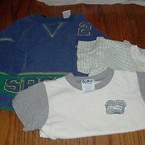 3 Pc. Shirt Lot Infant Boys  18 Mos Oshkosh Gap Honors Baby Photo
