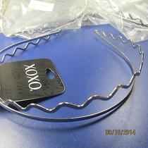 3 Pcs .xoxo--Headband Plated Silver Nwt   Photo