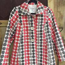 3 Sisters Jacket Lightweight Dressy Fun Coat Nwt Size Small Photo