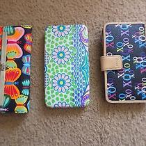 3 Women Wallets Lulu and Other Designs Xoxo Different Prints Photo