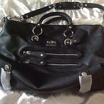 300.00 Coach Black Handbag Photo
