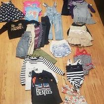 30pc Lot Girls Clothes 4t & 4-5 Harper Canyonbaby Gapgymboree h&m and More Photo