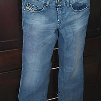 31 X 34 Diesel Industry Vixy Mens Jeans Denim Trendy Photo