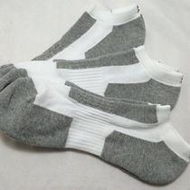 32 Tommy Hilfiger Men's White No-Show Liner Sport Athletic Socks 3-Pk Shoe 7-12 Photo