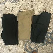 32 X 34 Men's Pants Trio (Banana Republic / Jcrew) Dress Pants Photo
