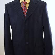 3200 Ermenegildo Zegna Super Fine Australian Wool Sport Coat Jacket Blazer 40r Photo