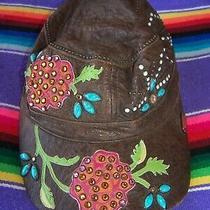 325cowgirl Western Leather Swarovski Crystal Turquoise Studded Hatkippys Usa Photo