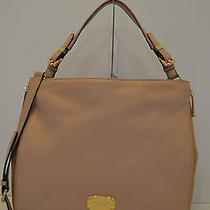 328 Nwt Michael Kors Essex Lg Conv Shoulder Bag Blush Photo