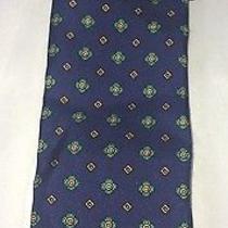 33 Tommy Hilfiger Handkerchief Navy Blue Pocket Square Shirt Suit Dress Photo