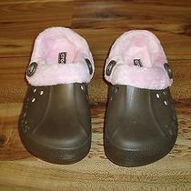 35 Childrens Crocs - Tried on Never Worn - Girls Sz J1 Photo