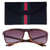 3588/s 0791 Ha Unisex Propionate Sunglasses Gucci Havana/brown Photo