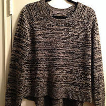 360 Sweater Marled Hi/lo Sweater - sz.l Photo