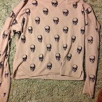 360 Sweater Skull Sweater Size S Photo