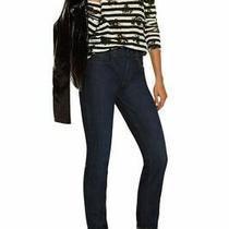 375.00 Proenza Schouler Womens Psj2 Selvedge Skinny Jeans sz.xs Photo