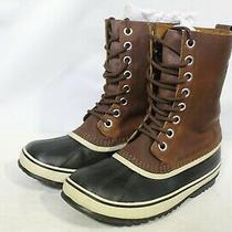3r-1646 Sorel 1964 Women's  Ltr Winter Boots Sz 9.5 Photo