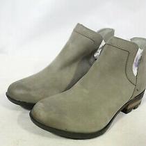 3r-1663 Sorel Lolla Cut Out Women's Ankle Booties Sz 8 Photo