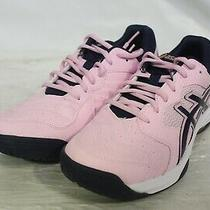 3r-634 Asics Gel-Dedicate 6 Cotton Candy/white Women's Running Shoes Sz 10 Photo