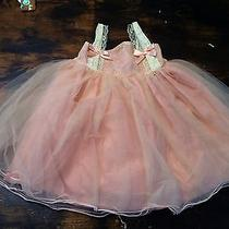 3t Boutique Tulle Holiday Party Dress Blush Photo