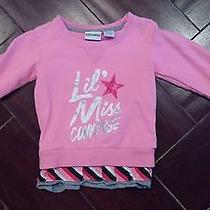 3t Girls Converse Sweatshirt Photo