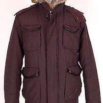 4.800 Unique Balmain Paris Jacket Coat Very Rare Fur Collar Us 38 Eu 48 Photo