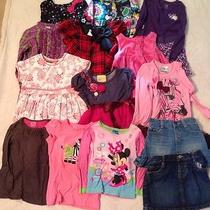 4 and 4t Girls Lot of 14 Items Lots of Dresses Tommy Hilfiger Tcp Dollie & Me Photo