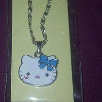 4 Hello Kitty Necklaces 124545 Photo